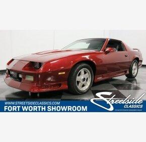 1991 Chevrolet Camaro for sale 101083909
