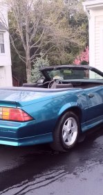 1991 Chevrolet Camaro RS Convertible for sale 101098329