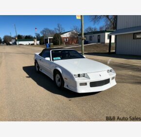 1991 Chevrolet Camaro RS Convertible for sale 101135129