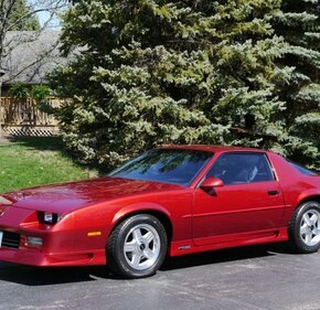 1991 Chevrolet Camaro RS Coupe for sale 101194129