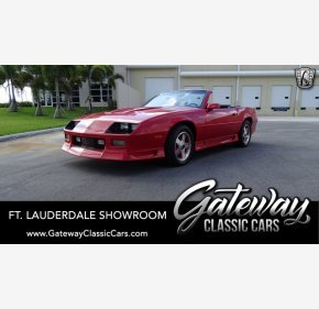 1991 Chevrolet Camaro Z28 for sale 101294275