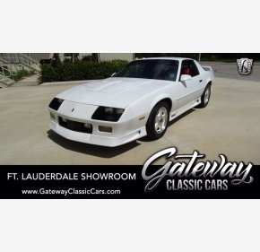 1991 Chevrolet Camaro Z28 for sale 101380909