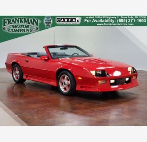 1991 Chevrolet Camaro Z28 for sale 101381138