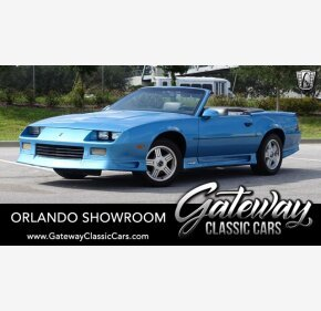 1991 Chevrolet Camaro RS for sale 101443264