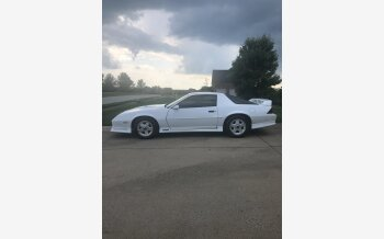 1991 Chevrolet Camaro Z28 Coupe for sale 101492705
