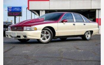 1991 Chevrolet Caprice Sedan for sale 101214267