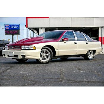1991 Chevrolet Caprice Sedan for sale 101260463