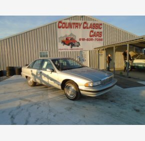 1991 Chevrolet Caprice Classic Sedan for sale 101437302
