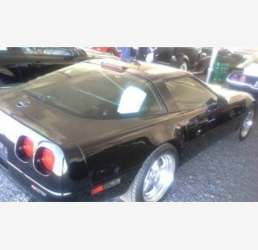 1991 Chevrolet Corvette for sale 100827488