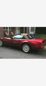1991 Chevrolet Corvette Convertible for sale 101050868