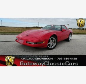 1991 Chevrolet Corvette Coupe for sale 101061205