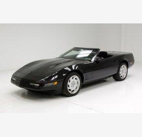 1991 Chevrolet Corvette Convertible for sale 101103788