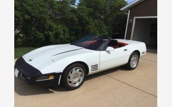 1991 Chevrolet Corvette Convertible for sale 101182470