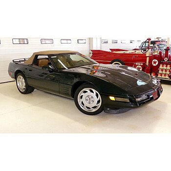 1991 Chevrolet Corvette Convertible for sale 101192208