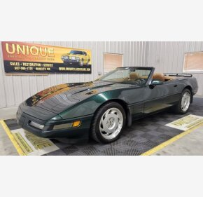 1991 Chevrolet Corvette Convertible for sale 101210173