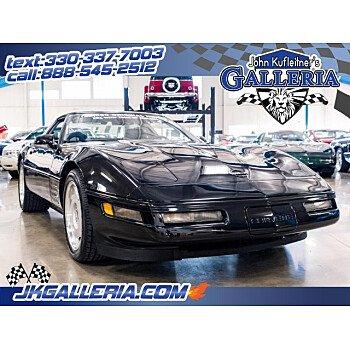 1991 Chevrolet Corvette ZR-1 Coupe for sale 101263044