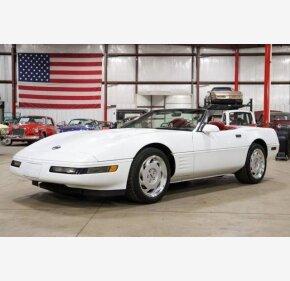 1991 Chevrolet Corvette Convertible for sale 101279530
