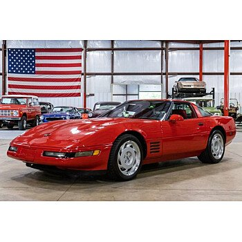 1991 Chevrolet Corvette for sale 101342762