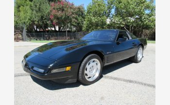 1991 Chevrolet Corvette ZR-1 Coupe for sale 101362361