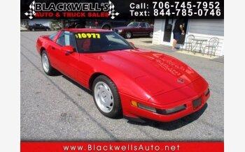 1991 Chevrolet Corvette for sale 101377831