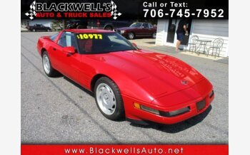 1991 Chevrolet Corvette for sale 101377831