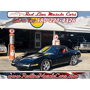 1991 Chevrolet Corvette Convertible for sale 101403495