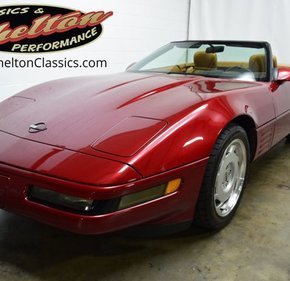 1991 Chevrolet Corvette Convertible for sale 101413419