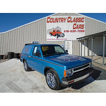 1991 Chevrolet S10 Blazer for sale 101407969