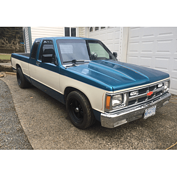 1991 Chevrolet S10 Pickup 2WD Extended Cab for sale 101152594