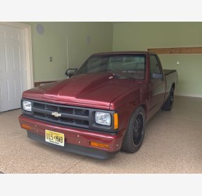 1991 Chevrolet S10 Pickup 2WD Regular Cab for sale 101377601