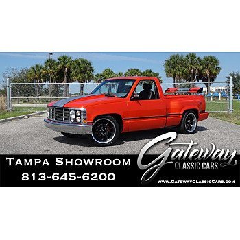 1991 Chevrolet Silverado 1500 2WD Regular Cab for sale 101098500