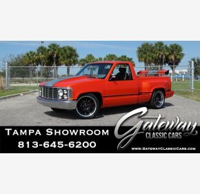 1991 Chevrolet Silverado 1500 for sale 101098500