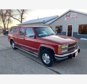 1991 Chevrolet Silverado 1500 4x4 Extended Cab for sale 101384779