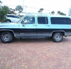 1991 Chevrolet Suburban 2WD for sale 101438993