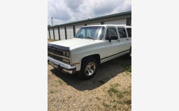 1991 Chevrolet Suburban 2WD for sale 101486404
