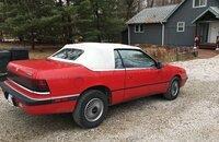 1991 Chrysler LeBaron Convertible for sale 101435608