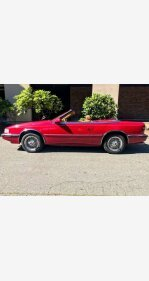 1991 Chrysler TC by Maserati for sale 101245798