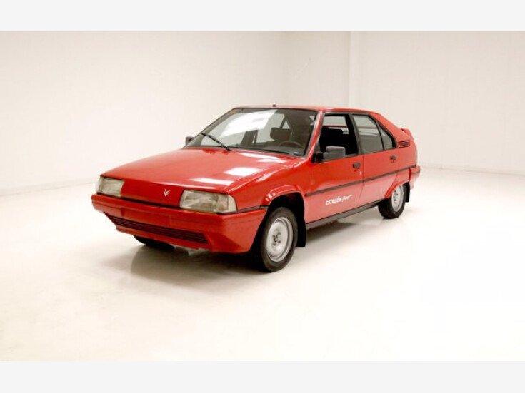 1991 Citroen BX for sale 101506473