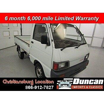 1991 Daihatsu Hijet for sale 101013550