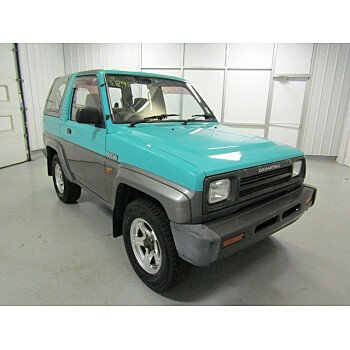1991 Daihatsu Rocky for sale 101014193