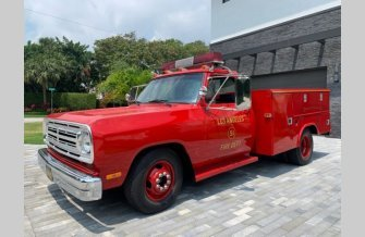 1991 Dodge D/W Truck for sale 101310481