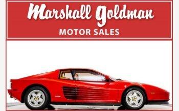 1991 Ferrari Testarossa for sale 101116019