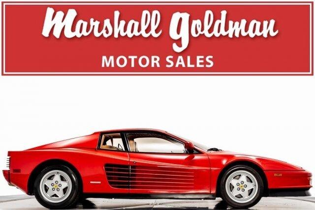 1991 Ferrari Testarossa for sale near Cleveland, Ohio 44128