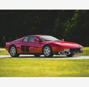 1991 Ferrari Testarossa for sale 101319375