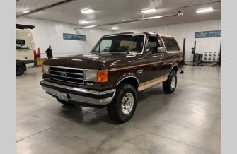1991 Ford Bronco Eddie Bauer for sale 101384467
