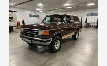 1991 Ford Bronco Eddie Bauer for sale 101384467