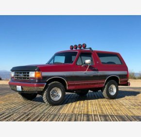 1991 Ford Bronco for sale 101417649