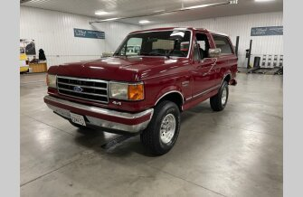1991 Ford Bronco for sale 101534101