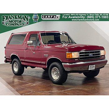 1991 Ford Bronco for sale 101541334