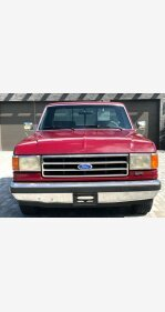1991 Ford F150 2WD Regular Cab for sale 101304578
